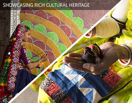Showcasing Rich Cultural Heritage