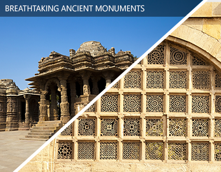 Breathtaking Ancient Monuments